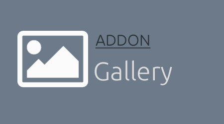 gallery addon